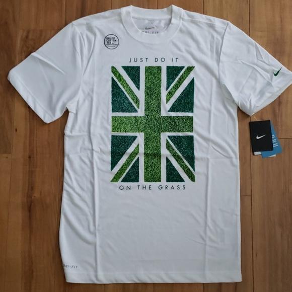 Nike Other - Nike Wimbledon Dri-fit Shirt